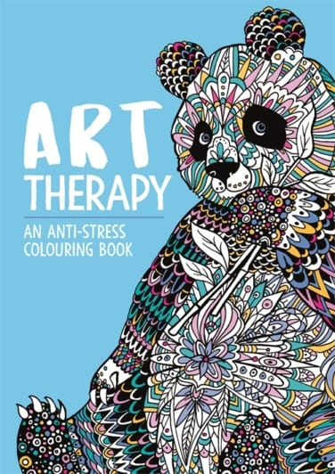 An anti-stress colouring book for adults