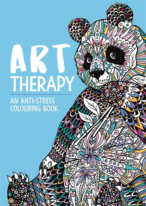 Art Therapy Colouring Michael O Mara Books