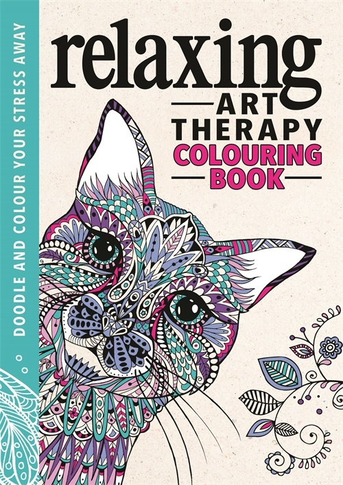 - Relaxing Art Therapy - Online Colouring For Adults - Michael O'Mara Books