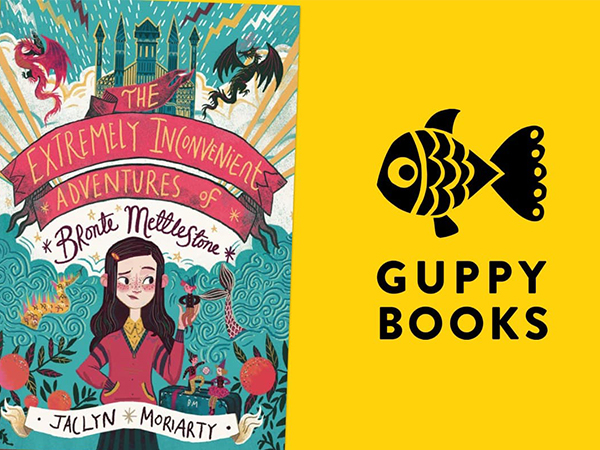 Michael O'Mara and Guppy Books partnership